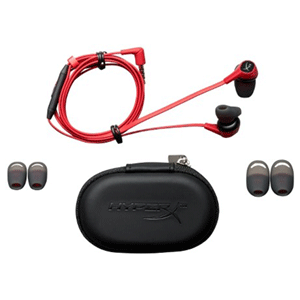 HyperX Cloud Earbuds PC-PS4-XONE-SWITCH-MOVIL - Auriculares Gaming In-Ear