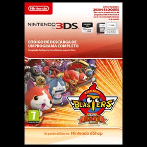 Yokai Watch Blasters Gato Rojo 3DS