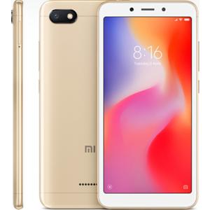"Xiaomi Redmi 6A 5,45"" 2GB+16GB 13Mpx Dorado"