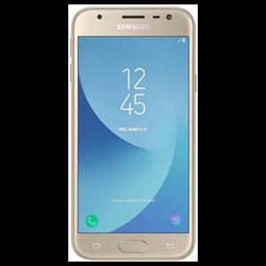 "Samsung Galaxy J3 2017 5"" 2GB+16GB 13Mpx Dorado"