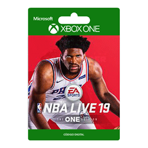 NBA LIVE 19 - The One Edition XONE