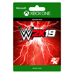 WWE 2K19 - Season Pass XONE