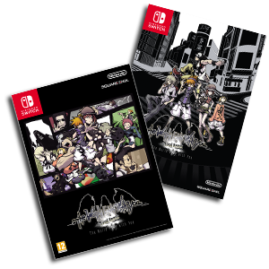 The World Ends With You - Póster