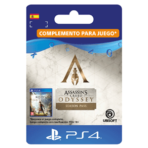 Assassin's Creed Odyssey - Season Pass PS4