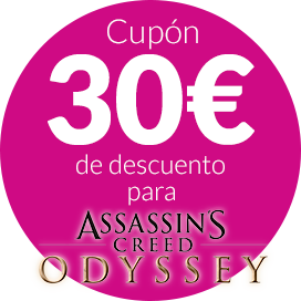 30€ Dto. Assassins Creed Odyssey