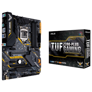 ASUS TUF Z390-Plus Gaming - Placa Base ATX LGA1151
