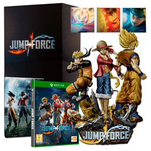 Jump Force Collectors Edition