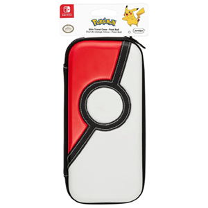 Funda Slim para Nintendo Switch PDP Pokéball Edition -Licencia oficial-