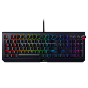 Razer Blackwidow Elite Mecánico Green Switch RGB - Teclado Gaming