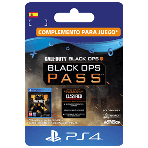 Call of Duty Black Ops 4 - Black Ops Pass PS4