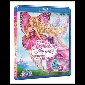 Barbie Mariposa Y Hadas (Bd)