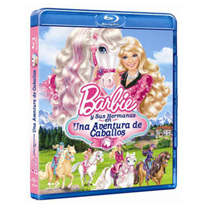 Barbie Hermanas Aventura Cabal