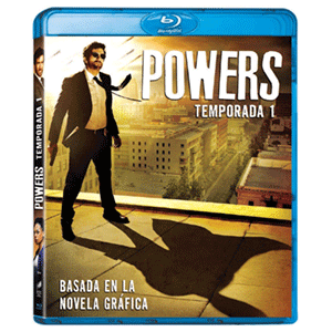Powers - Season 01