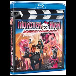 Monster High 05 Mounstros Cama