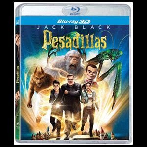 Pesadillas (Bd - Std-3D)