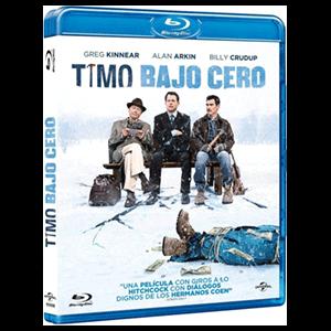 Timo Bajo Cero (Thin Ice) (Bd)
