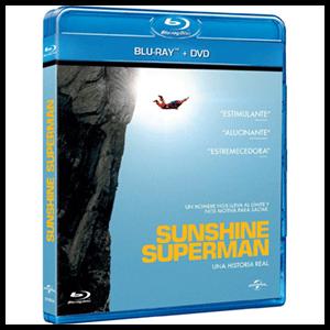 Sunshine Superman Vos (Bd+Dvd)
