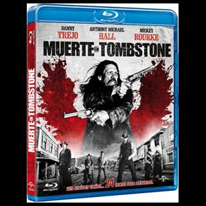 Muerte En Tombstone (Bd)