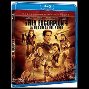 El Rey Escorpion 4 (Bd)