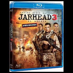 Jarhead 3: El Asedio (Bd)