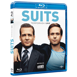 Tv Suits T1 (Bd)