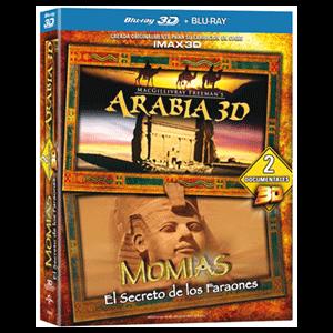 Momias El Secreto Faraones + Arabia