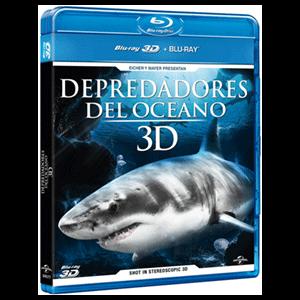 Depredadores Del Oceano (Bd3D)
