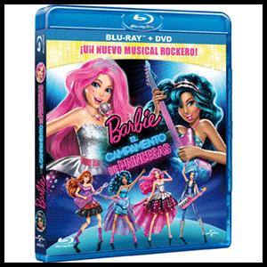 Barbie Campamento Princesa