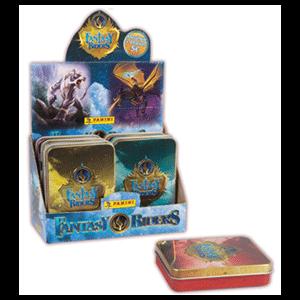 Metal Box Fantasy Riders