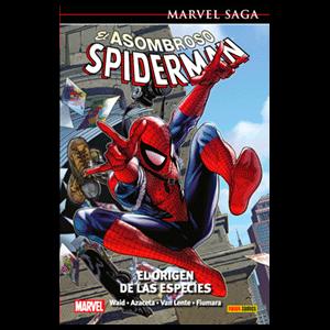 Marvel SAGA. El Asombroso Spiderman nº 30