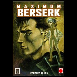 Berserk Maximun nº 09