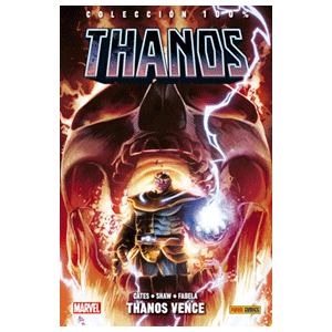 100% Marvel. Thanos nº 3