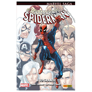 Marvel SAGA. El Asombroso Spiderman nº 31