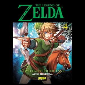 The Legend of Zelda: Twilight Princess nº 4