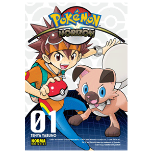 Pokemon Horizon nº 1