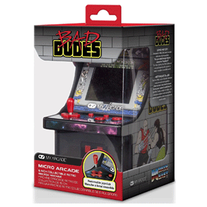 Consola Retro My Arcade Bad Dudes