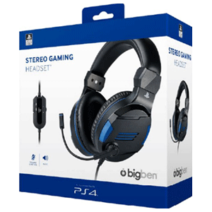 Headset Gaming Oficial PS4