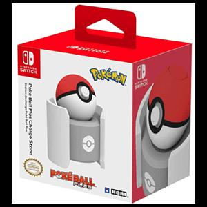 Base de carga para Pokéball Plus Hori -Licencia oficial-