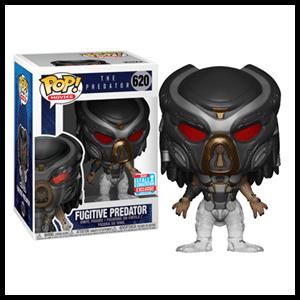 Figura Pop Predator Edición Especial NYCC