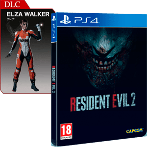 Resident Evil 2 Remake - Steelbook Edition