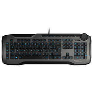 ROCCAT Horde Semi-Mecánico Led Azul - Teclado Gaming
