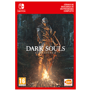 Dark Souls Remastered NSW