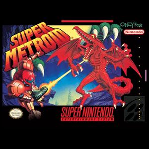 Lienzo Super Nintendo: Super Metroid