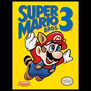 Lienzo Super Mario Bros 3