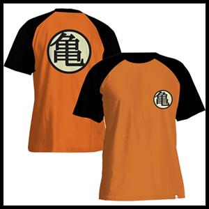 Camiseta Dragon Ball Símbolo Kame Talla M