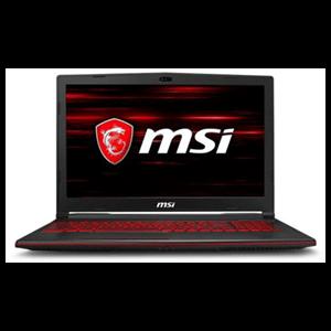 """MSI GF63 8RC-041ES - i7-8750H - GTX 1050 4GB - 16GB - 1TB HDD + 256GB SSD - 15,6"""" FHD - W10 - Portátil Gaming"""