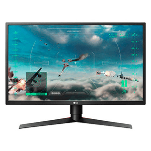 "LG 27GK750F-B 27"" LED FHD 240Hz Freesync G-SYNC comp. - Monitor Gaming"