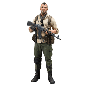 Figura 18 Cm Mactavish Call Of Duty