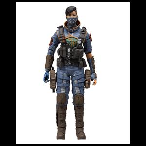 Figura 18 Cm Seraph Call Of Duty