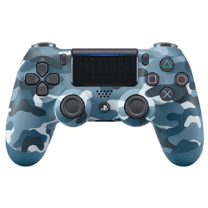 Controller Sony Dualshock Blue Camouflage